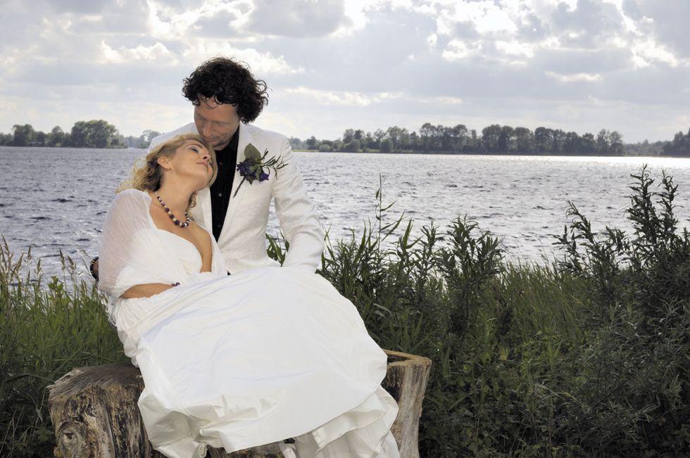 Jan Willem trouwdag