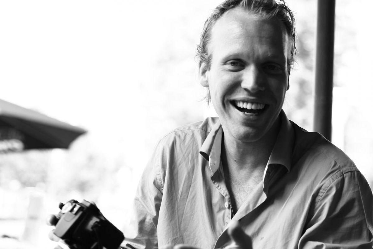 Sjoerd Weikamp portret