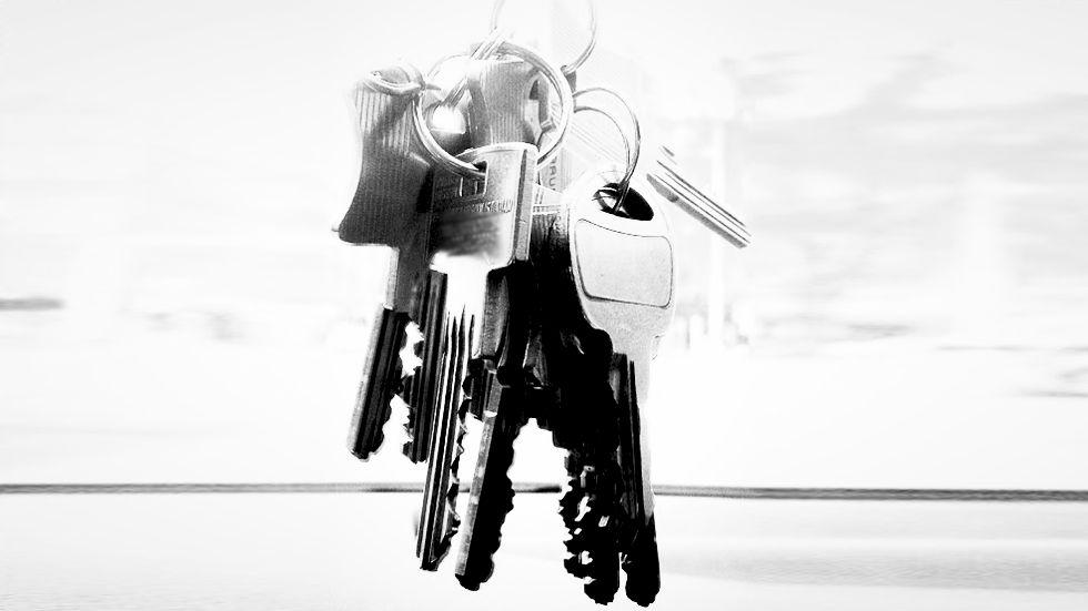 Thomas Marzano sleutels