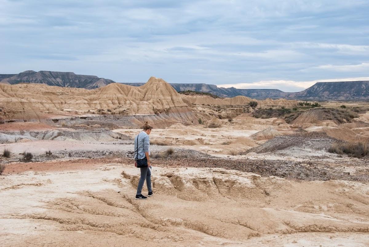 sabine woestijn